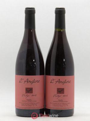 Tavel Vintage L'Anglore  2016 - Lot de 2 Bottles