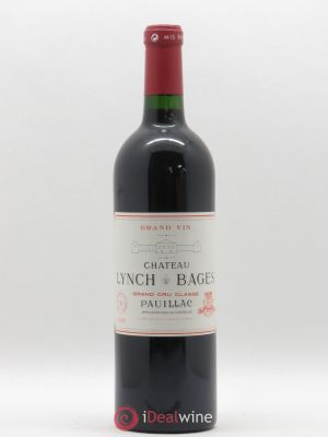 Château Lynch Bages 5ème Grand Cru Classé  2005 - Lot de 1 Bottle
