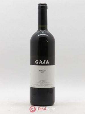 Langhe  Sperss Angelo Gaja  2001 - Lot de 1 Bottle