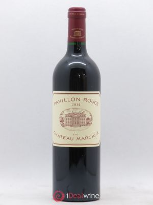 Pavillon Rouge du Château Margaux Second Vin  (no reserve) 2014