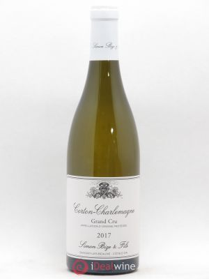 Corton-Charlemagne Grand Cru Simon Bize et Fils  2017 - Lot de 1 Bottle