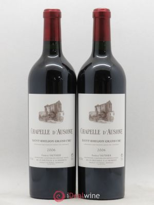 Chapelle d'Ausone Second vin  2006