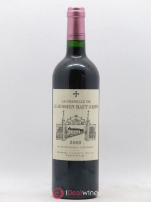 La Chapelle de La Mission Haut-Brion Second Vin  2005