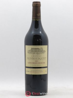 Château Monbousquet Grand Cru Classé  2001 - Lot de 1 Bottle