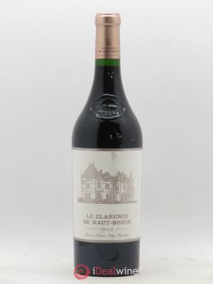 Clarence (Bahans) de Haut-Brion Second Vin  2012