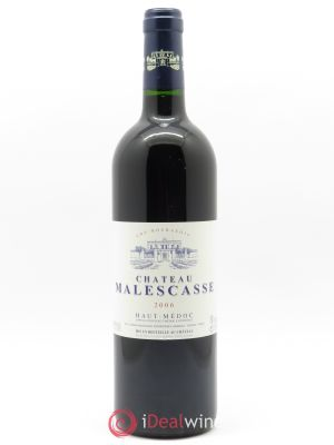 Château Malescasse Cru Bourgeois Exceptionnel  2006