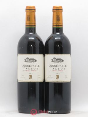 Connétable de Talbot Second vin  2003