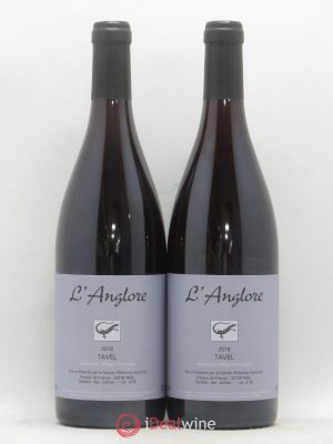 Tavel L'Anglore  2018 - Lot de 2 Bottles