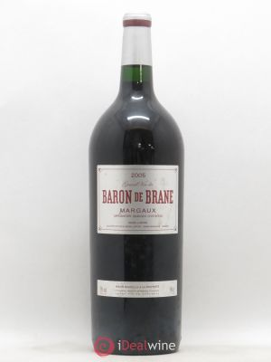 Baron de Brane Second Vin  2005