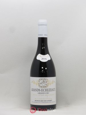 Grands-Echézeaux Grand Cru Mongeard-Mugneret (Domaine)  2016 - Lot de 1 Bottle
