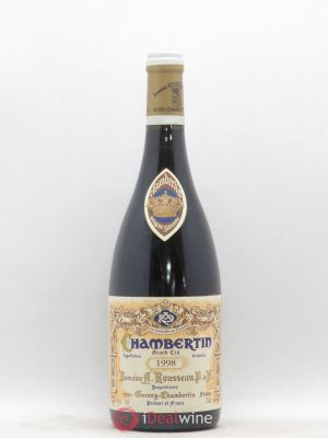Chambertin Grand Cru Armand Rousseau (Domaine)  1998 - Lot de 1 Bottle