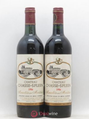 Château Chasse Spleen  1986