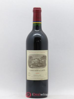 Carruades de Lafite Rothschild Second vin  2000 - Lot de 1 Bottle