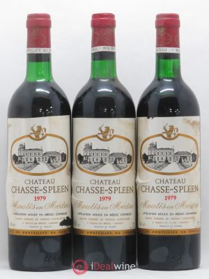 Château Chasse Spleen  1979
