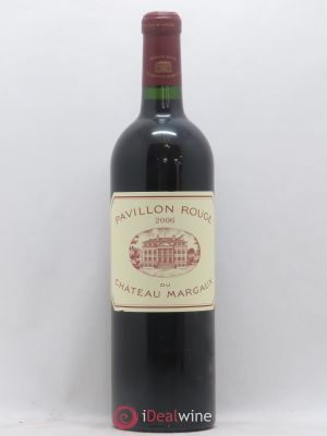 Pavillon Rouge du Château Margaux Second Vin  2006 - Lot de 1 Bottle