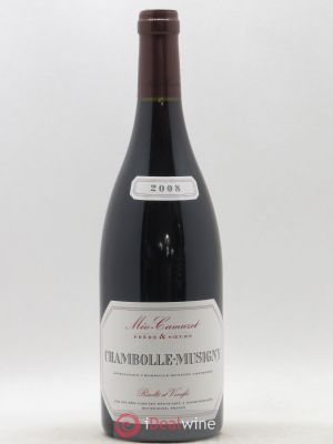 Chambolle-Musigny Méo-Camuzet (Frère & Soeurs)  2008