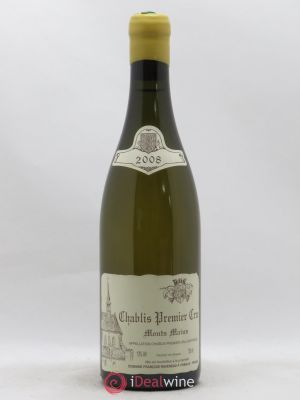 Chablis 1er Cru Monts Mains Raveneau (Domaine)  2008 - Lot de 1 Bottle
