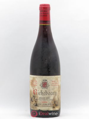 Richebourg Grand Cru Jean Grivot  1989 - Lot de 1 Bouteille