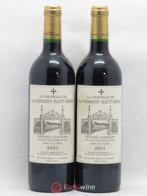 La Chapelle de La Mission Haut-Brion Second Vin  2001
