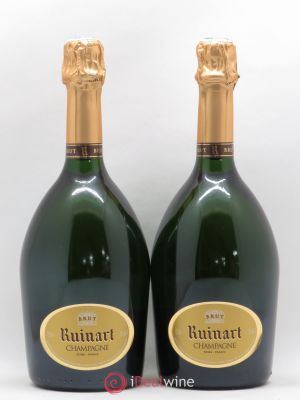 Brut Ruinart  ---- - Lot de 2 Bottles