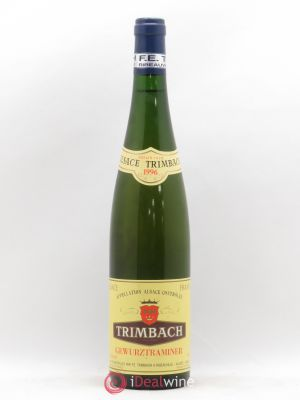 Gewurztraminer Trimbach (Domaine) 1996 - Lot de 1 Bottle