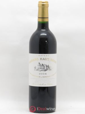Clarence (Bahans) de Haut-Brion Second Vin  1998 - Lot de 1 Bottle
