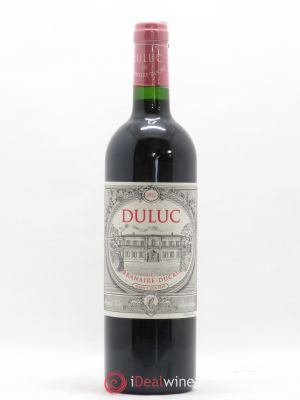 Duluc Second Vin  2012