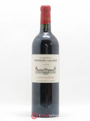 Château Tronquoy Lalande  2008 - Lot de 1 Bottle