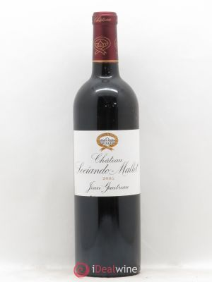 Château Sociando Mallet  2005 - Lot de 1 Bottle