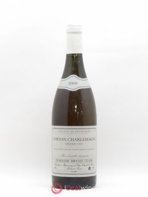Corton-Charlemagne Grand Cru Bruno Clair (Domaine)  2000 - Lot de 1 Bottle