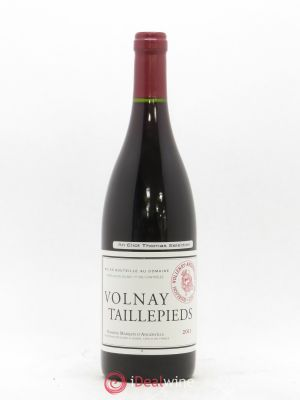 Volnay 1er Cru Taillepieds Marquis d'Angerville (Domaine)  2011 - Lot de 1 Bouteille