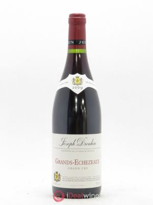 Grands-Echézeaux Grand Cru Joseph Drouhin  2009 - Lot de 1 Bottle