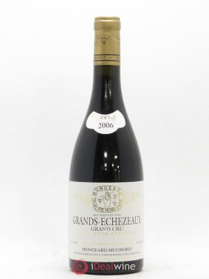 Grands-Echézeaux Grand Cru Mongeard-Mugneret (Domaine)  2006 - Lot de 1 Bottle