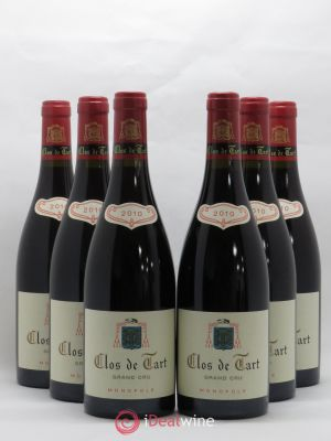 Clos de Tart Grand Cru Mommessin  2010 - Lot de 6 Bottles