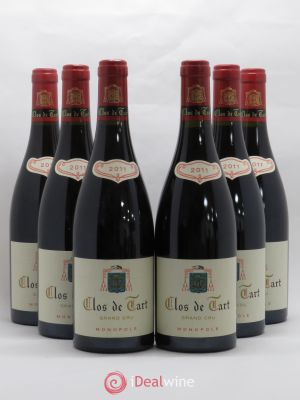 Clos de Tart Grand Cru Mommessin  2011 - Lot de 6 Bottles