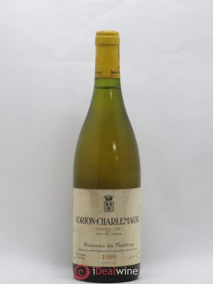 Corton-Charlemagne Grand Cru Bonneau du Martray (Domaine)  1989 - Lot de 1 Bottle