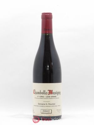 Chambolle-Musigny 1er Cru Les Cras Georges Roumier (Domaine)  2002