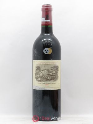 Château Lafite Rothschild 1er Grand Cru Classé  1999 - Lot de 1 Bottle