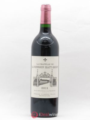 La Chapelle de La Mission Haut-Brion Second Vin  2011