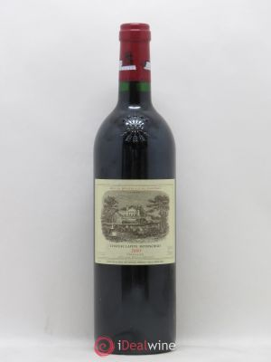Château Lafite Rothschild 1er Grand Cru Classé  2000 - Lot de 1 Bottle