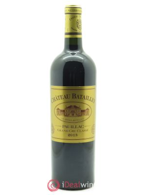 Château Batailley 5ème Grand Cru Classé (OWC if 12 btls) 2013 - Lot de 1 Bottle
