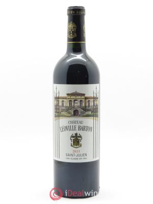 Château Léoville Barton 2ème Grand Cru Classé (OWC if 12 btls) 2013 - Lot de 1 Bottle