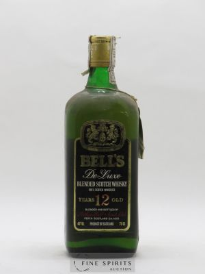 Bell's 12 years Of. De Luxe