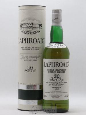 Laphroaig 10 ans, Martini & Rosso