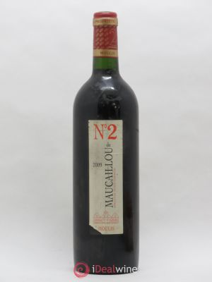 Moulis N°2 de Maucaillou 2009 - Lot de 1 Bottle
