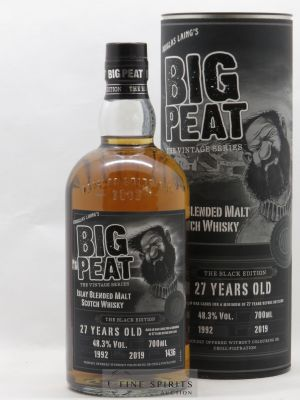 Big Peat 27 years 1992 Douglas Laing The Black Edition