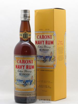 Rhum Caroni Velier Extra Strong 100th Anniversary 90° Proof