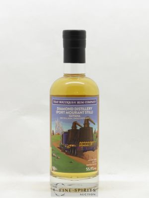 Rhum Diamond Distillery 9 years That Boutique-Y Rum Company Port Mourant Still N°9 50CL