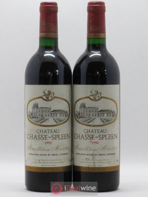 Château Chasse Spleen  1992