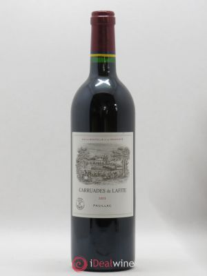 Carruades de Lafite Rothschild Second vin  2003 - Lot de 1 Bouteille